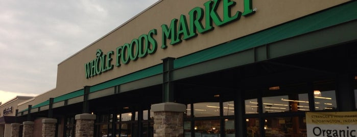 Whole Foods Market is one of CSM.