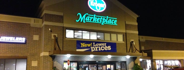 Kroger Marketplace is one of Lieux qui ont plu à Aaron.