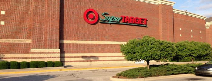 Target is one of Orte, die Christine gefallen.