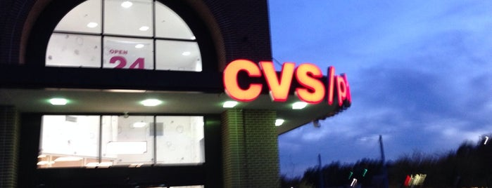 CVS pharmacy is one of Orte, die Natasha gefallen.