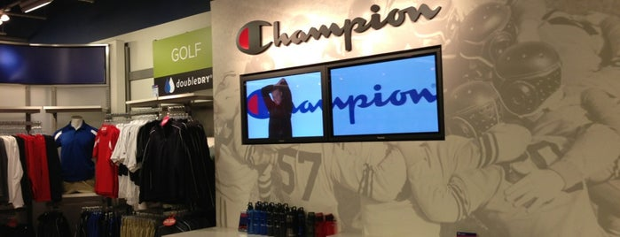 Champion Outlet is one of FLORDIA.