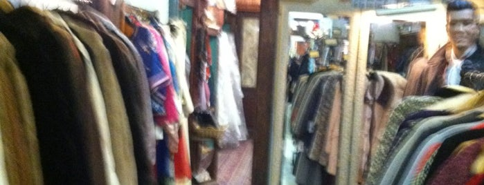 Bygones Vintage Clothing is one of RVA.
