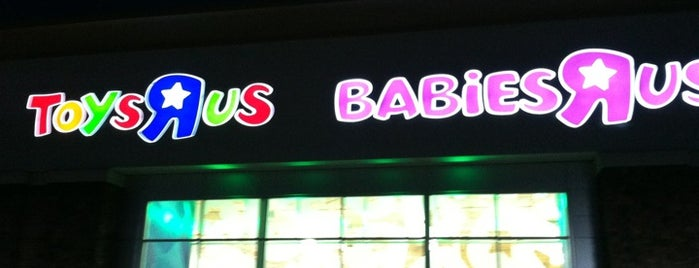 "Babies ""R"" Us is one of สถานที่ที่ Eric ถูกใจ."