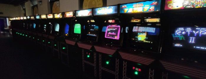 Arcade Club is one of Louise 님이 좋아한 장소.