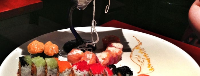 Crazy Sushi is one of Philly Phoodies.