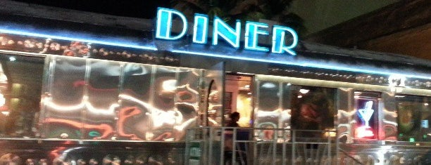 11th Street Diner is one of South Beach Miami.