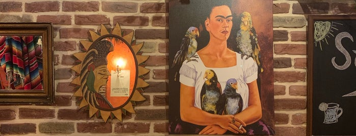 Escobar Mexicano Restaurant is one of สถานที่ที่บันทึกไว้ของ Ceren.