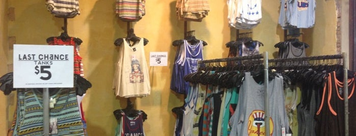 Urban Outfitters is one of Chicago.