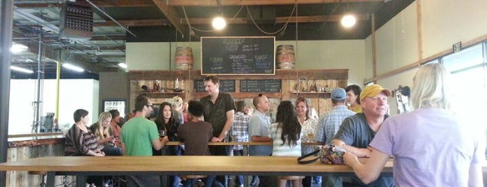 Societe Brewing Company is one of San Diego, CA.