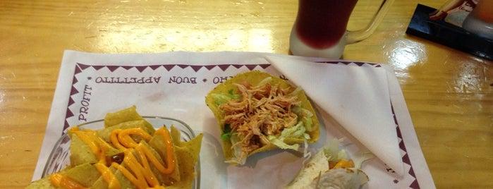 Taco Chef is one of Restaurantes Vegetarianos / veganos.