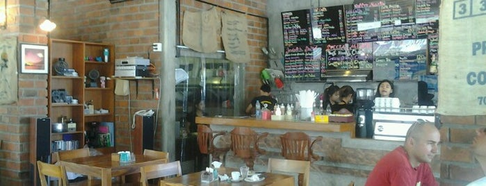 Coffee Mania House is one of Thailand.