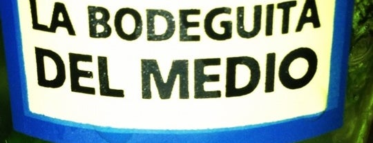La Bodeguita del Medio is one of Orte, die Karen gefallen.