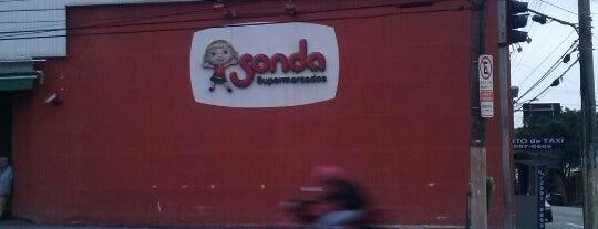 Sonda Supermercados is one of Orte, die Tiago gefallen.