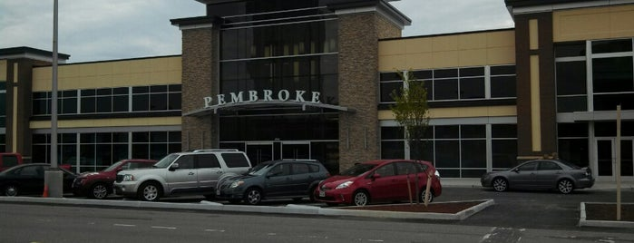 Pembroke Mall is one of Malls I Have Been To.