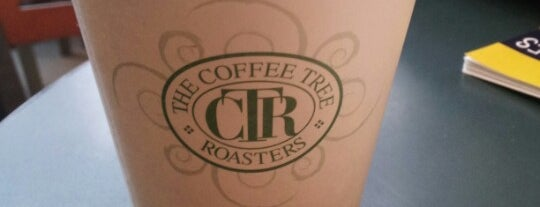 Coffee Tree Roasters is one of Breannaさんのお気に入りスポット.
