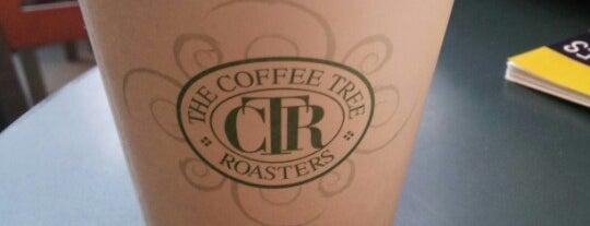 Coffee Tree Roasters is one of Posti che sono piaciuti a Breanna.