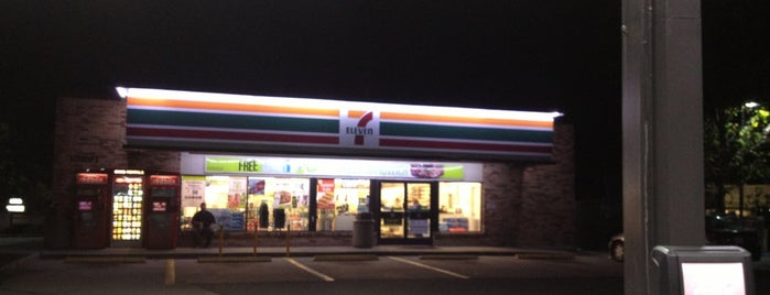 7-Eleven is one of My trip to Florida.
