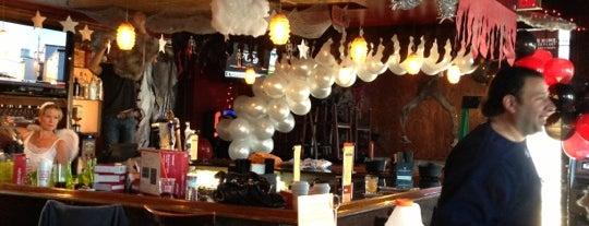 Evviva Bar & Eatery is one of Official Blackhawks Bars.