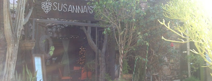 Susanna's is one of Rosarito.