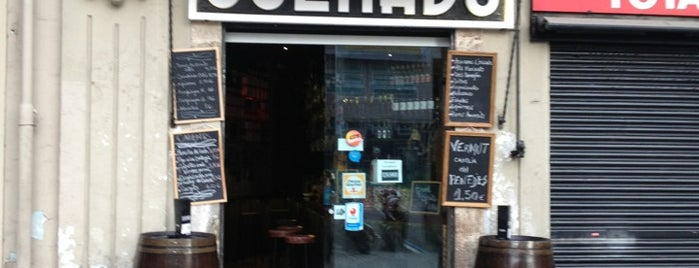 Colmado Barcelona is one of Vinos en Barcelona.