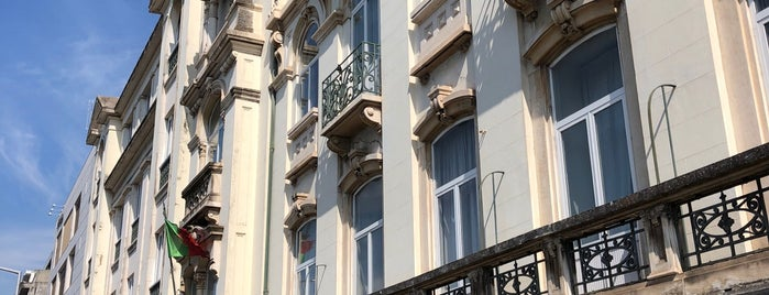 Hotel Astoria is one of Lugares favoritos de Diana.