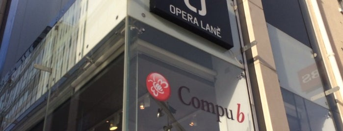 Opera Lane is one of Cork Places To Visit.