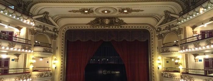 El Ateneo Grand Splendid is one of Mi BsAs Querida.