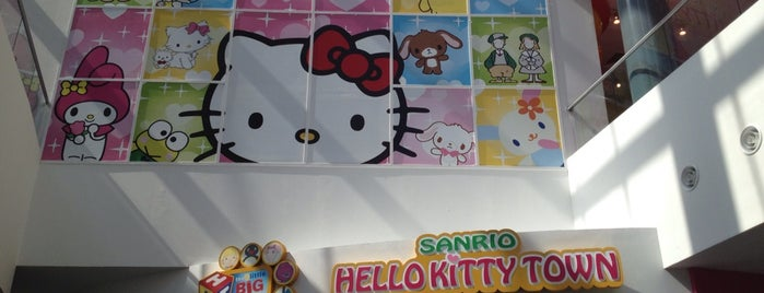 Sanrio Hello Kitty Town is one of My Singapore & JB Holiday.