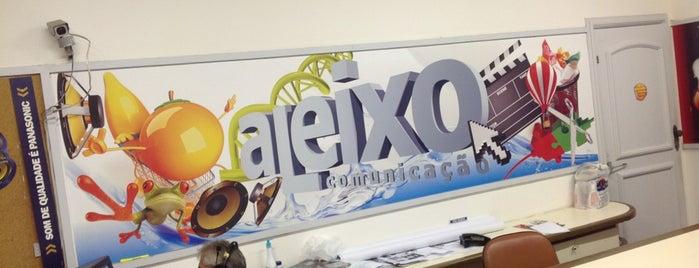 Aleixo Comunicação is one of Agências Recife.