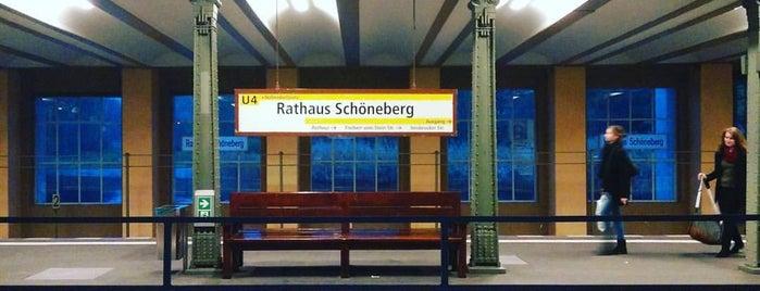 U Rathaus Schöneberg is one of 1 | 111 Orte in Berlin die man gesehen haben muss.