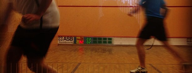 Squash 2000 - Paramount Fitness is one of no food, no bars.