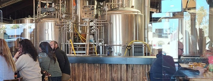 Able Baker Brewing is one of Must See Las Vegas.