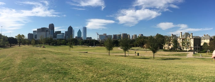 Griggs Park is one of Dallas.