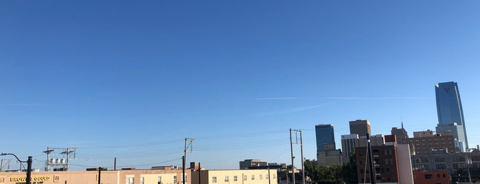 Midtown, Oklahoma City is one of OKC.
