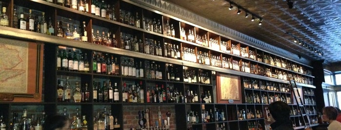 Jack Rose Dining Saloon is one of Bourbon Bars.