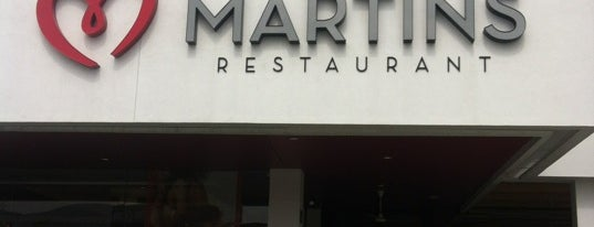 Martin's is one of Maxさんのお気に入りスポット.