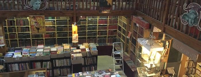 Librairie Ancienne Du Somail is one of Librerías.