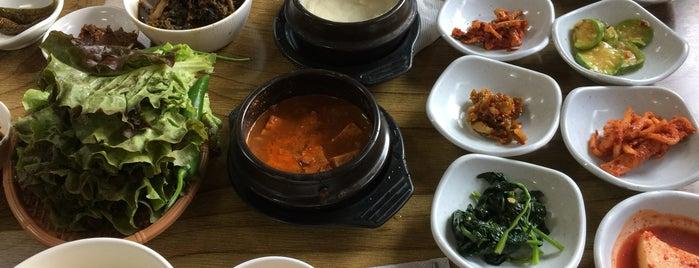 욕쟁이할머니집 is one of Kyungwoo 님이 좋아한 장소.
