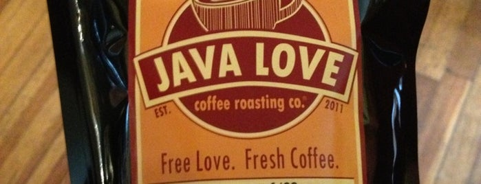 Java Love is one of New York Favs.