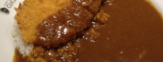 CoCo壱番屋 中区新天地店 is one of Fine Dining.