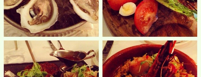 Barroco is one of Endo's Foodie Heaven.