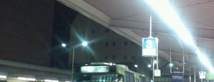 Hiroshima Bus Center is one of Locais curtidos por Hitoshi.
