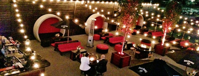 Proof Rooftop Lounge is one of Houston.