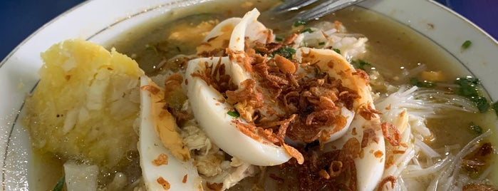"Soto Banjar ""Kuin Abduh"" is one of My Favorite Places."