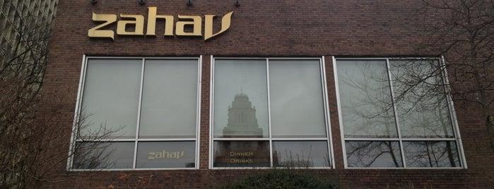 Zahav is one of Foobooz Best 50 Bars in Philadelphia 2012.