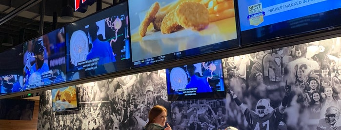 Walk-On's Sports Bistreaux & Bar is one of Tampa Eateries.