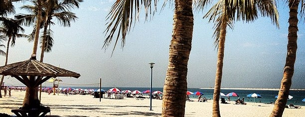 Jumeirah Beach Park is one of Dubai.