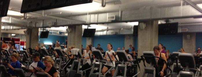 Equinox SoHo is one of #FitBy4sqDay Tips.