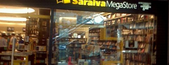 Saraiva MegaStore is one of Guilherme 님이 좋아한 장소.