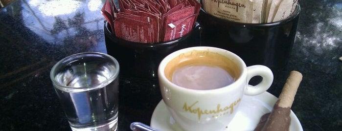 Kopenhagen is one of Bakeries, Coffee Shops & Breakfast Places.